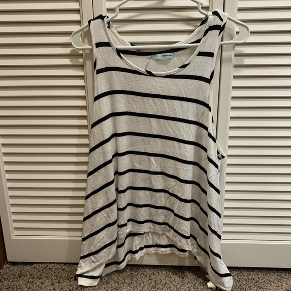 Maurices Tops - Maurice's Striped Tank